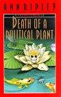 9780553107784: Death of a Political Plant : A Gardening Mystery