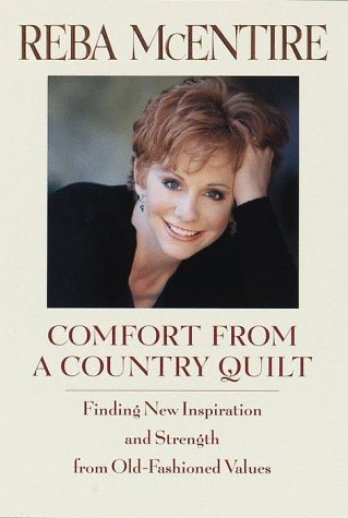 9780553107944: Comfort from a Country Quilt: Finding New Inspiration and Strength in Old-Fashioned Values