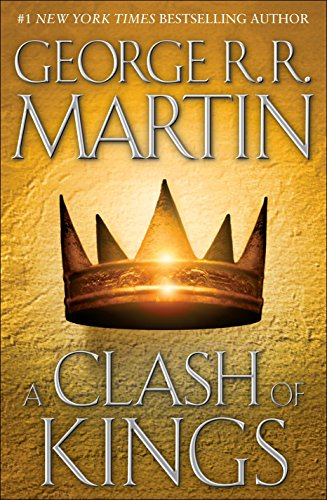 9780553108033: A Clash of Kings: A Song of Ice and Fire: Book Two