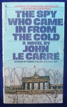 9780553108071: The Spy Who Came in from the Cold