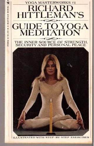 9780553109122: Guide to Yoga Meditation
