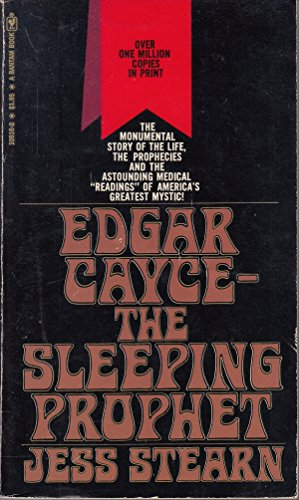 9780553109160: Edgar Cayce the Sleeping Prophet