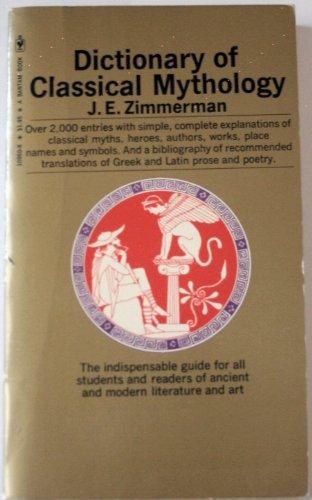9780553109603: Dictionary of Classical Mythology