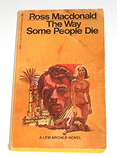 9780553109870: The Way Some People Die