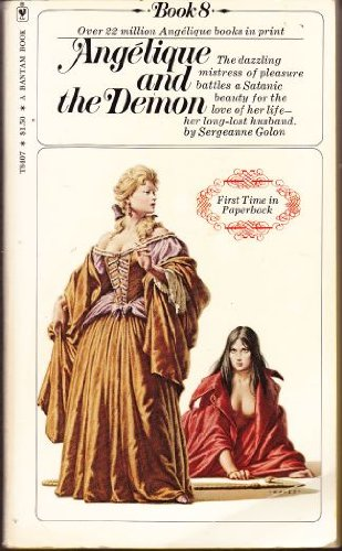9780553110197: Angelique (Book 1)
