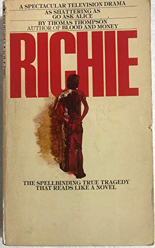 9780553110296: Richie; The Ultimate Tragedy Between One Decent Man and the Son He Loved