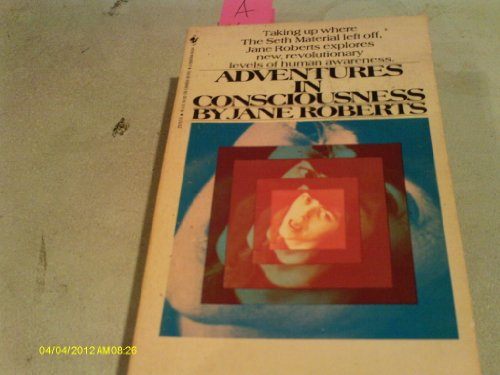 9780553110395: ADVENTURES IN CONSCIOUSNESS: AN INTRODUCTION TO ASPECT PSYCHOLOGY