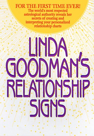 9780553110463: Linda Goodman's Relationship Signs