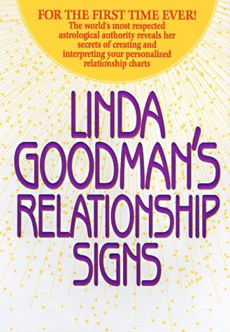 9780553110463: Linda Goodman's Relationship Signs