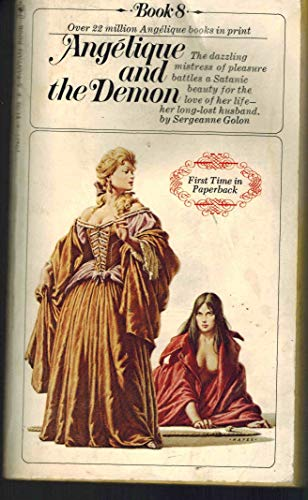 9780553110876: Angelique and the Demon (Book 8)