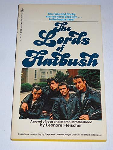 The Lords of Flatbush: Leonore Fleischer