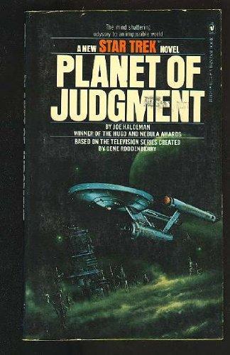 PLANET OF JUDGEMENT: Haldeman, Joe.
