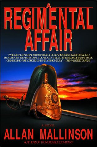 9780553111545: A Regimental Affair: A Novel