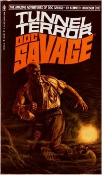 9780553111910: Tunnel Terror (The Amazing Adventures of Doc Savage, #93)