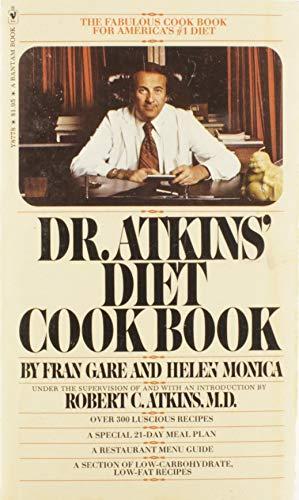 9780553111989: Dr. Atkins' Diet Cookbook