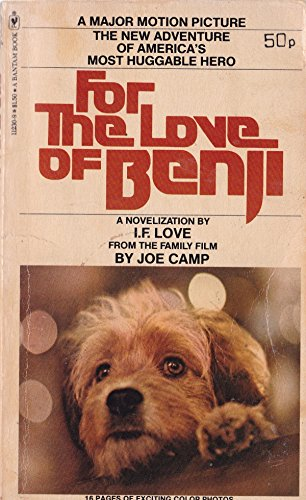 9780553112306: For the Love of Benji