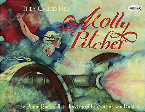 9780553112535: They Called Her Molly Pitcher