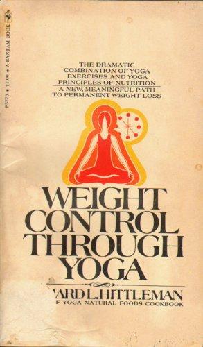 9780553112870: Weight Control Through Yoga