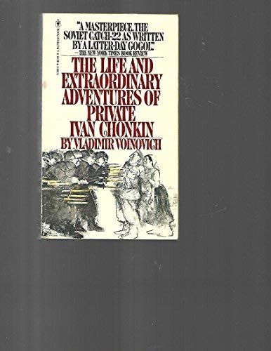 9780553113860: The Life and Extraordinary Adventures of Private Ivan Chonkin