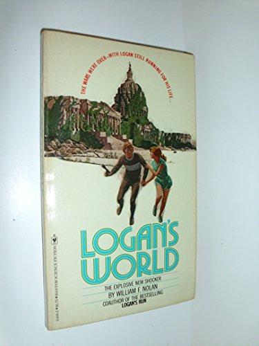 Logan's World (11418-2): Nolan, Christopher