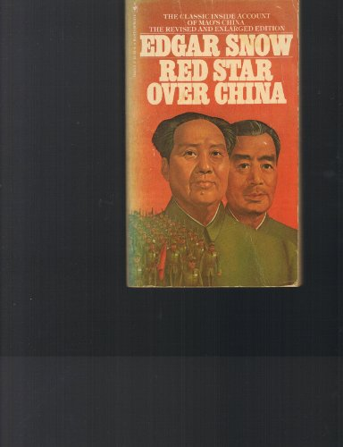 9780553114492: Red Star Over China
