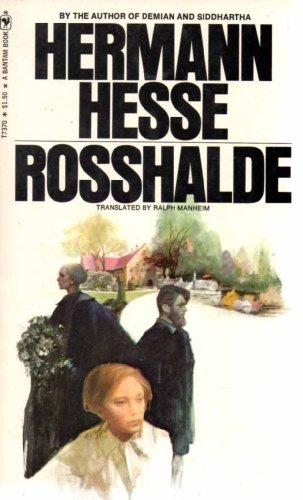 9780553115109: Rosshalde
