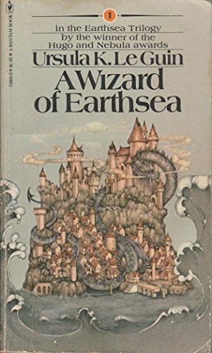 9780553116090: A Wizard of Earthsea (The Earthsea Cycle, Book 1)