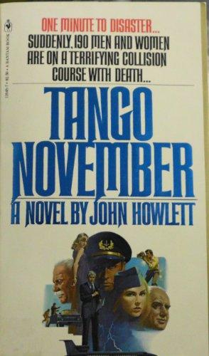 9780553116489: Tango November