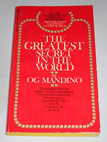 9780553117417: Greatest Secret in the World
