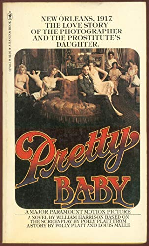 Pretty Baby (SIGNED): Harrison, William