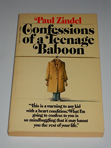 9780553118292: Confessions Of A Teenage Baboon