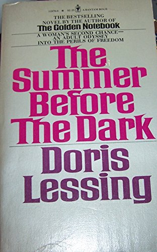 9780553118704: The Summer Before the Dark [Taschenbuch] by Doris Lessing