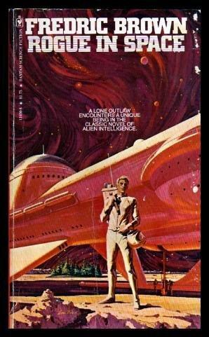 Rogue in Space [Nov 01, 1978] Fredric: Fredric Brown; Lou