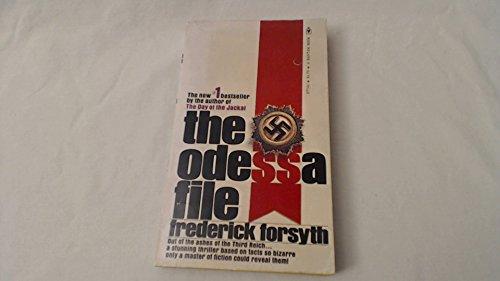 9780553119664: The ODESSA File