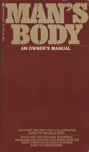 man's body: an owner's manual: group, Diagram