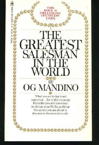 9780553120097: The Greatest Salesman in the World