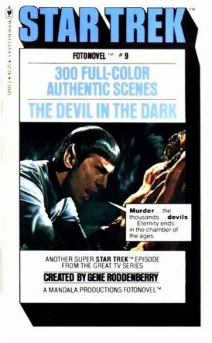 9780553120219: The Devil in the Dark (Star Trek Fotonovel, No. 9)
