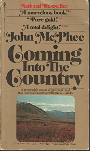 9780553120301: Coming into the country [Taschenbuch] by John McPhee