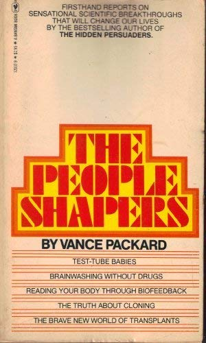 9780553120370: The people shapers