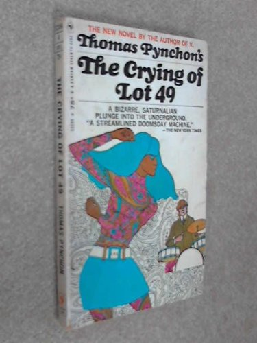 9780553120653: The Crying of Lot 49