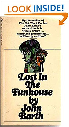 9780553120882: Lost in the Funhouse