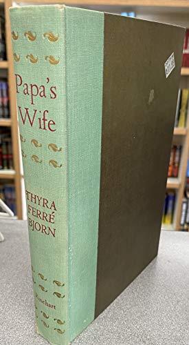 9780553120998: Papa's wife