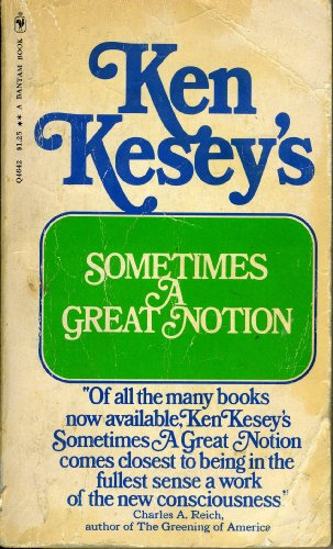 9780553121827: Sometimes a Great Notion
