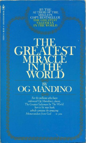 9780553122183: The Greatest Miracle in the World