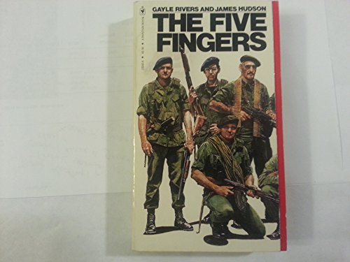 9780553122435: The Five Fingers