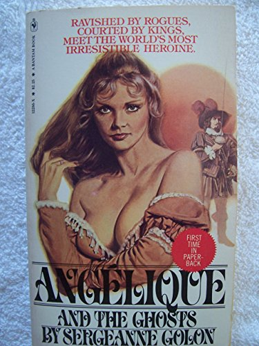 Angelique and the Ghosts (Book 9): Golon, Sergeanne