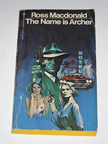 9780553123371: The Name is Archer