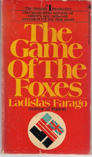9780553123425: Title: Game of the Foxes