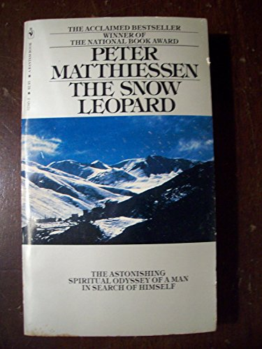 9780553123432: Snow Leopard, The
