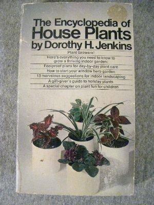 9780553123661: The Encyclopedia Of House Plants